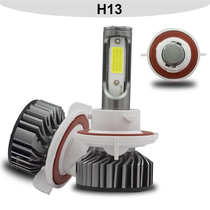 HTB1Khq XIvrK1Rjy0Feq6ATmVXan YHKOMS Canbus Car Headlight LED H4 H7 3000K 4300K 6500K 8000K LED Bulb H11 H8 H1 H3 9005 9006 880 881 H27 Auto Fog Light Lamp