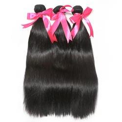 Бразильские пучки волос плетение прямые волосы натуральные волосы 3 шт. волосы remy пучки натуральный цвет BD наращивание волос