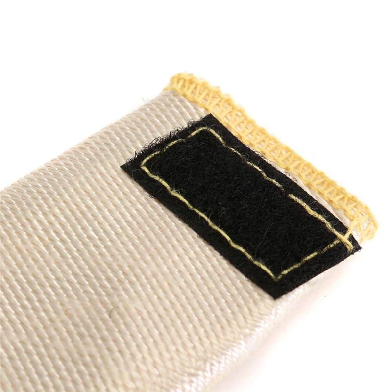 15cm Tig Welder Equipment Finger Heat Shield Gloves For Welding Machine Guard S*