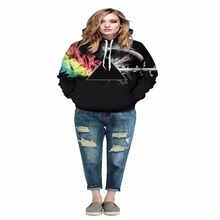 Men/women Print Sunlight Refraction Rainbow Hooded 3D Sweatshirts  Autumn Winter Hoodies Pullover Tops Hoody Basketball Sweater