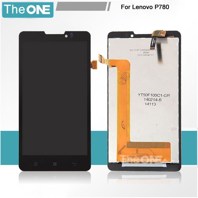Replacement LCD Display Touch Digitizer Screen Assembly Complete For Lenovo P780 Free Shipping kapriol 90 см 50301 топор колун