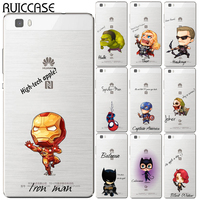 coque marvel huawei p20 pro
