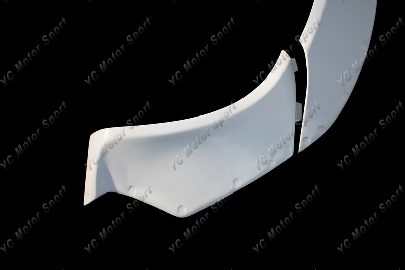 2011-2013 VW Scirocco R Karztrec Style Front Over Fender Flare FRP (6)