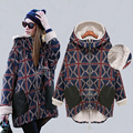 Women  Autumn And Winter Coat Maternity Clothing Pregnant Women Large Size