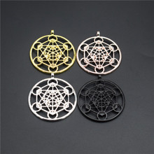 New Metatron's Cube Pendants Jewellery