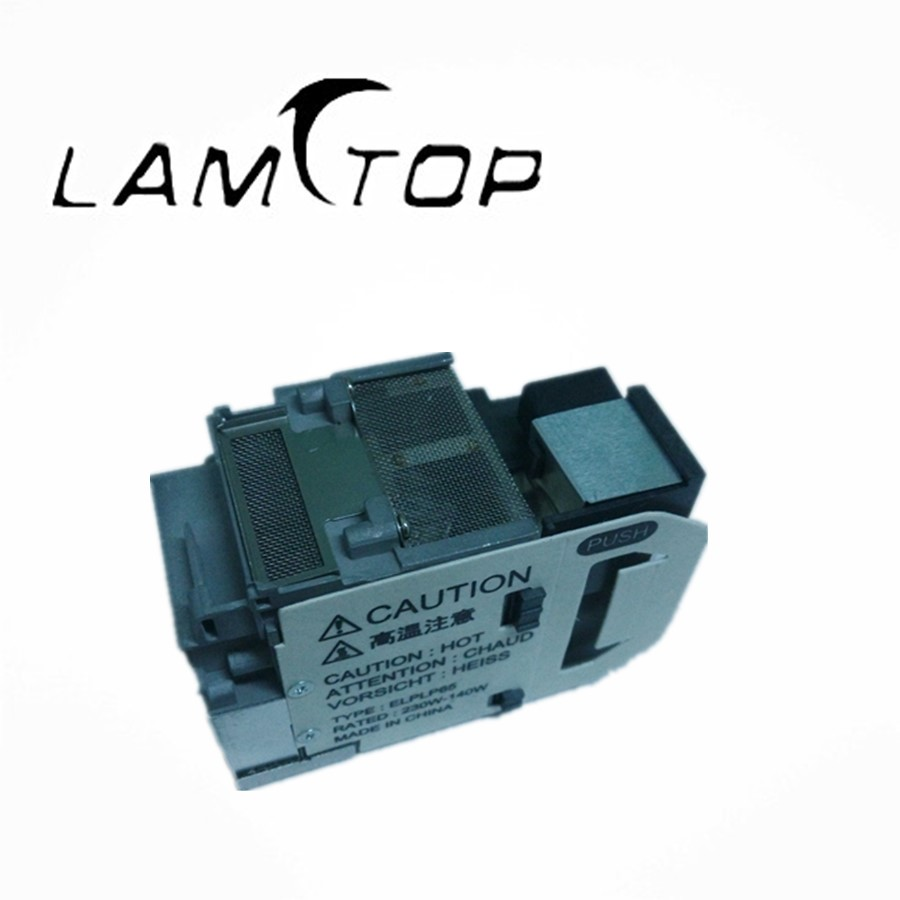 FREE SHIPPING  LAMTOP  180 days warranty  projector lamps with housing  ELPLP65/V13H010L65 for  EB-C3011WN free shipping new projector lamps bulbs elplp55 v13h010l55 for epson eb w8d eb dm30 etc