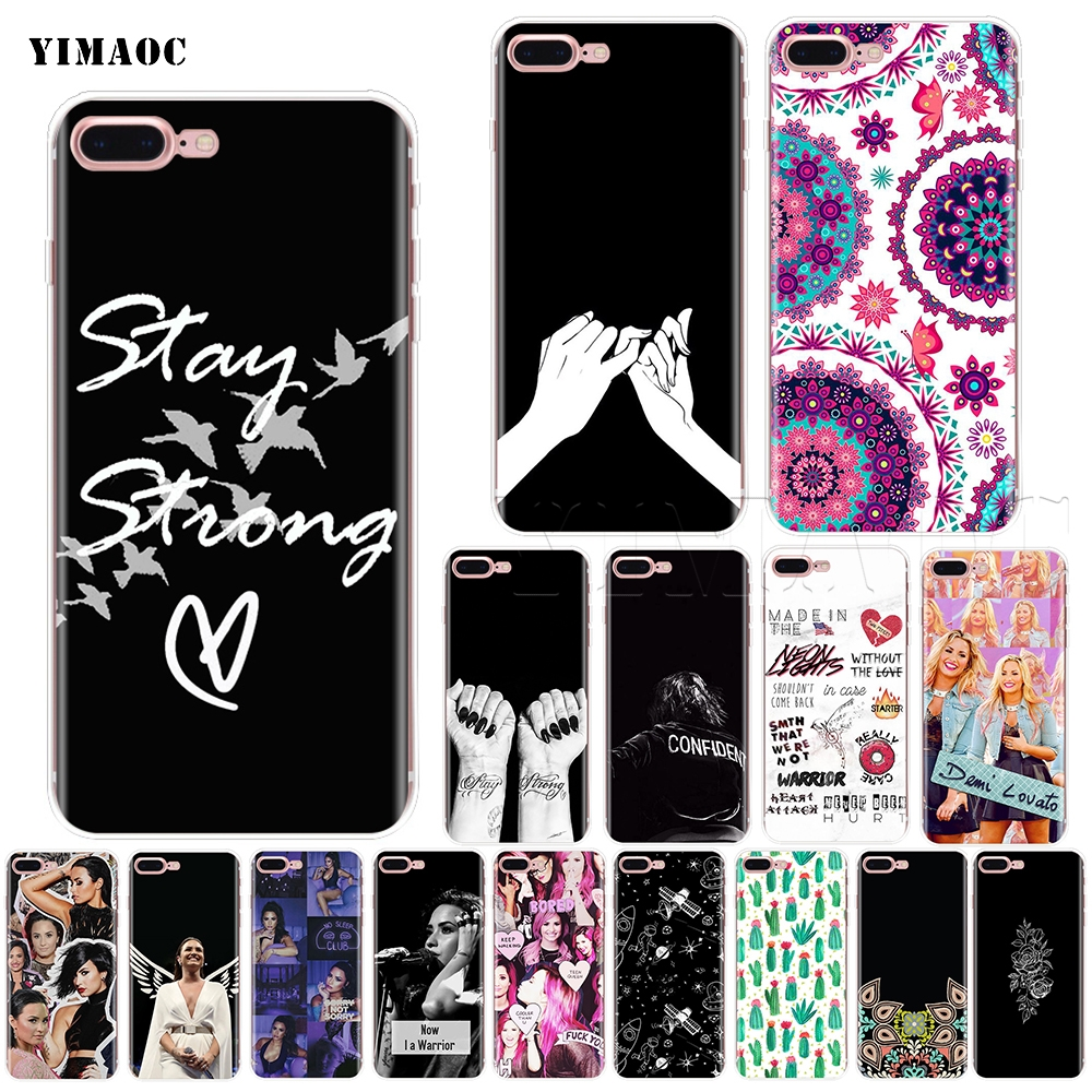 demi lovato iphone 7 case