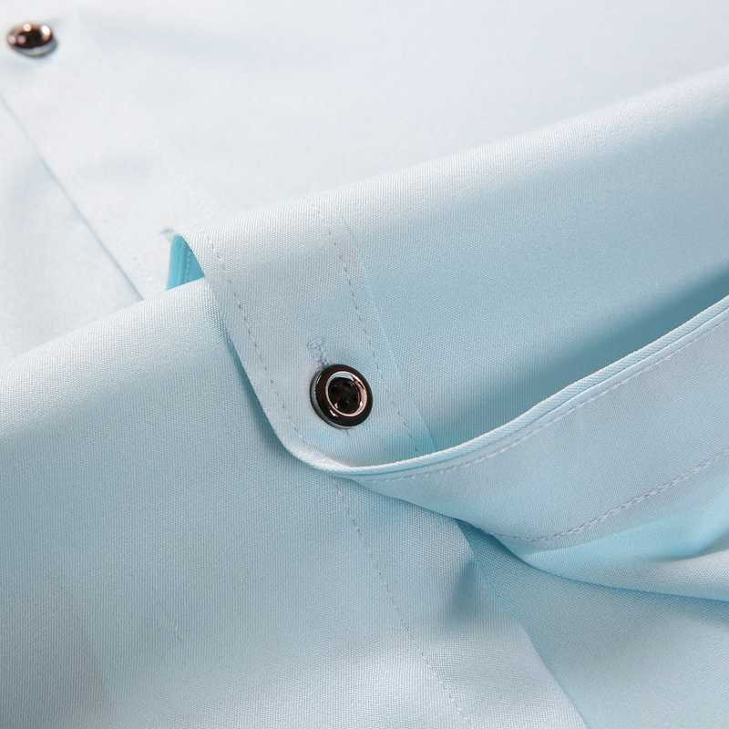 Sergio k Camisa Hohe qualität Reine Männer Shirt Herren Langarm Camisa Hombre Slim Fit Bluse Social Camisa Masculina Dudalina