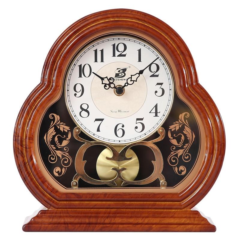 Top Classic European And American Clock Coffee Desk Pendulum Fashion Big Size Livingroom Clock Quiet Bedroom Clock C026 одежда для отдыха european and american big pm110 2015