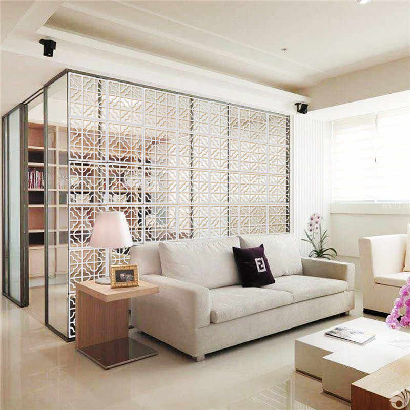 4/8pcs DIY Room Divider Hanging Screens Living Room ...