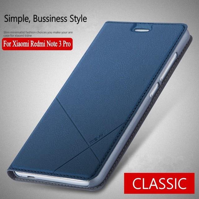 MSVII Xiaomi Redmi Note 3 Pro Case Cover Xiaomi Redmi Note 3 Pro Case Stand Flip Luxury Wallet Cover Xiomi Redmi Note 3 Pro Case