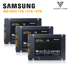 SAMSUNG 860 QVO 1TB 2TB 4TB SSD Solid State Festplatte Laptop Solid State Disk 1T disco duro interno 2T 4T Dropshipping Disque