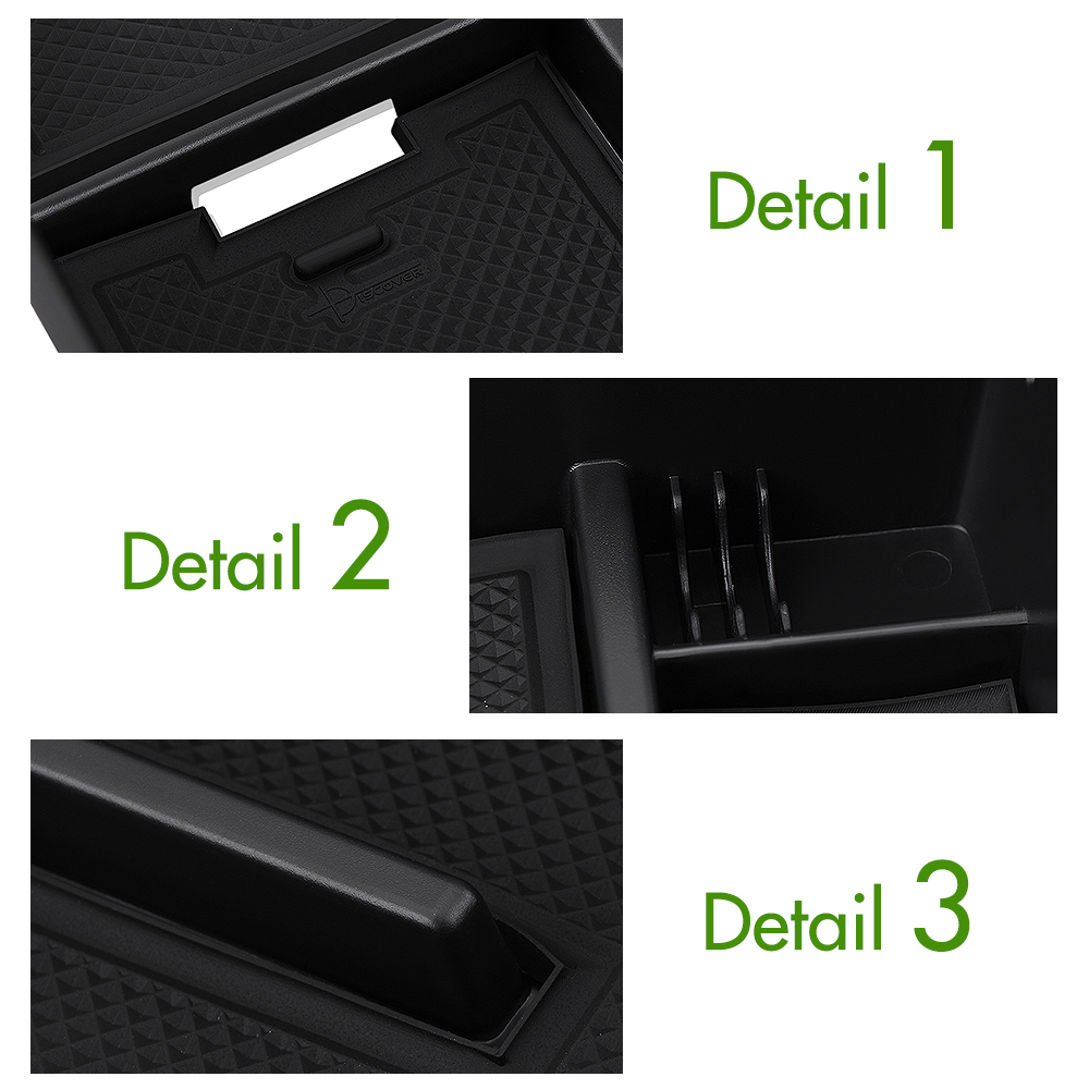 Image 5 - Car styling Car Glove Box Armrest Box Secondary Storage For Volkswagen VW CC Passat B7 MAGOTAN B6 B7L, Auto Accessories-in Car Stickers from Automobiles & Motorcycles