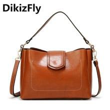 ФОТО dikizfly fashion women tote handbags pu leather shoulder bags luxury handbags women bags designer bolsa feminina crossbody bag