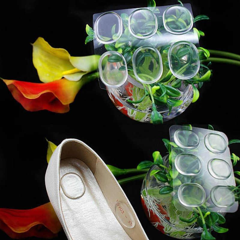 Slijtvaste Comfortabele Voeten Mat Middenvoet Pad Lijm Voorvoet Pad Massage Insert Absorberen Zweet Binnenzool