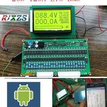 20S 50A/80A/100A/120A LTO BMS/PCM/PCB плата защиты батареи для 20 пакетов 18650 литий-ионный аккумулятор(ANT BMS smart board
