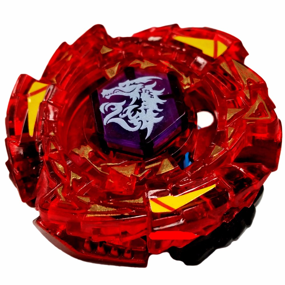 Beyblade Ultimate Meteo L Drago Rush Red Dragon Bb 98 Of Reshuffle Set-in Spinning Tops