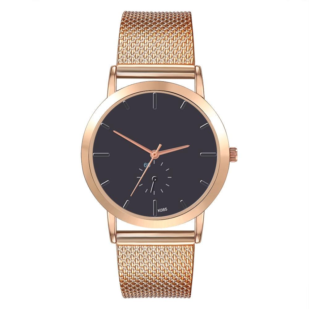 Женские часы кварцевые часы dom из нержавеющей стали роскошные золотые модные наручные часы ультра изящные часы Деловые женские Reloj Feminino & Ff