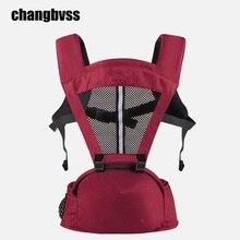 Super Breathable 0-36 Months Baby Carrying Belt For Summer Quality Baby Wrap Backpacks Portable Infant Hipseat mochilas infantil