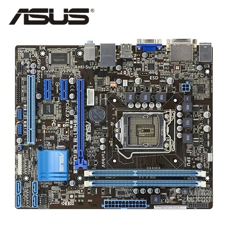 ASUS P8H61-M LE/USB3 MOTHERBOARD DRIVER FOR WINDOWS 10