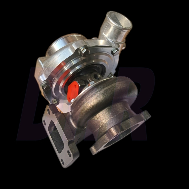 US $589 0 |4 bolts garrett t3 GT30 turbo dual ball bearing tubochargers  gt30r gt 30 ball turbo turbine AR 0 63 faster Spool Up drag racing-in Turbo