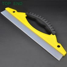 1pc,Eco-friendly Silicone Water Wiper,Yellow,Car Washing Squeegee,Window Cleaning,Quality Meets Japan Standard, Free Shipping