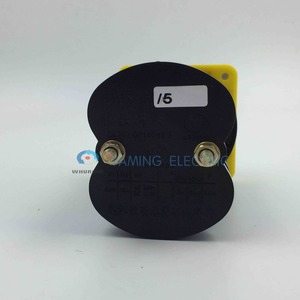 Image 4 - rotary selector switch 3 position switch main switch electric change over switch 5 phase LW5 16/5