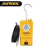 Original AUTOOL SDT 202 Car Smoke Machines For Sale For Cars Leak Locator Automotive Diagnostic Leak