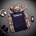 Number One Camouflage ARMY Harajuku Devil Male Jaket HBA Brand Waterproof Fingercroxx Coats Yeezy Men's Windbreaker Jacket XXXL