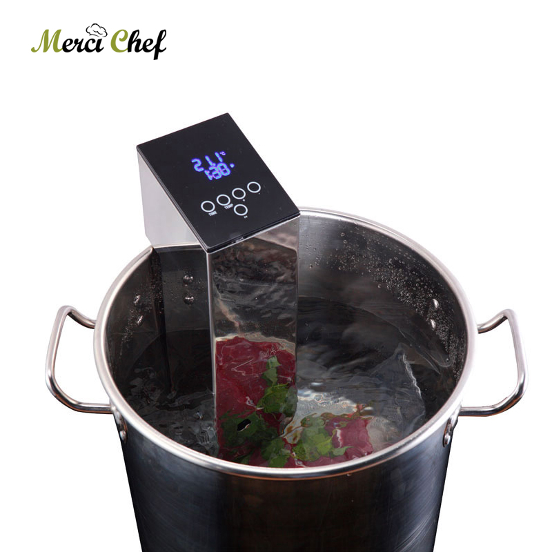 ITOP Sous Vide Cooker Low Temperature Vacuum Cook Pure Boiled Machine Vacuum Food Processing Machine Sous