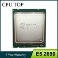 Процессор intel Xeon E5 2690, 2,9 ГГц, 20 Мб кэш-памяти, LGA 2011, серверный процессор SROLO C2