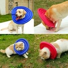 Patented pet ultra-light protective cover Elizabeth ring Cat and dog anti-bite anti-smashing beauty cover dog protective cover