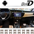 For TOYOTA Corolla Levin Axio Fielder 2013 2014 2015 2016 Car Multimedia DVD Player GPS Navigation Android Big Screen Mon Navi