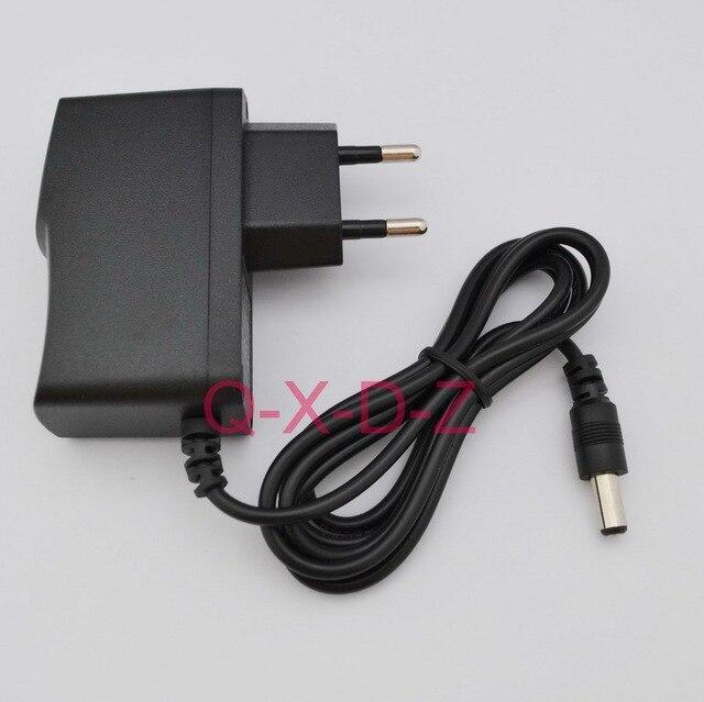 100 قطع ac 100 فولت 240 فولت محول محول dc 5 فولت 2a/2000ma امدادات الطاقة eu التوصيل ac/dc 5.5 ملليمتر x 2.1 ملليمتر