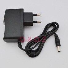 100PCS AC 100V 240V Converter Adapter DC 5V 2A / 2000mA Power Supply EU Plug AC/DC 5.5 mm x 2.1mm