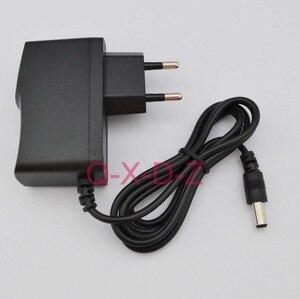 Image 1 - 100PCS AC 100V 240V Converter Adapter DC 5V 2A / 2000mA Power Supply EU Plug AC/DC 5.5 mm x 2.1mm