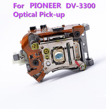 Laser Lens Lasereinheit PIONEER DV-3300 Optical Pick-up Bloc Optique Replacement For DV3300 CD DVD Player Spare Parts