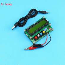LC100-A Digital LCD High Precision Inductance Capacitance L/C Meter capacitor Test Instruments FZ0610