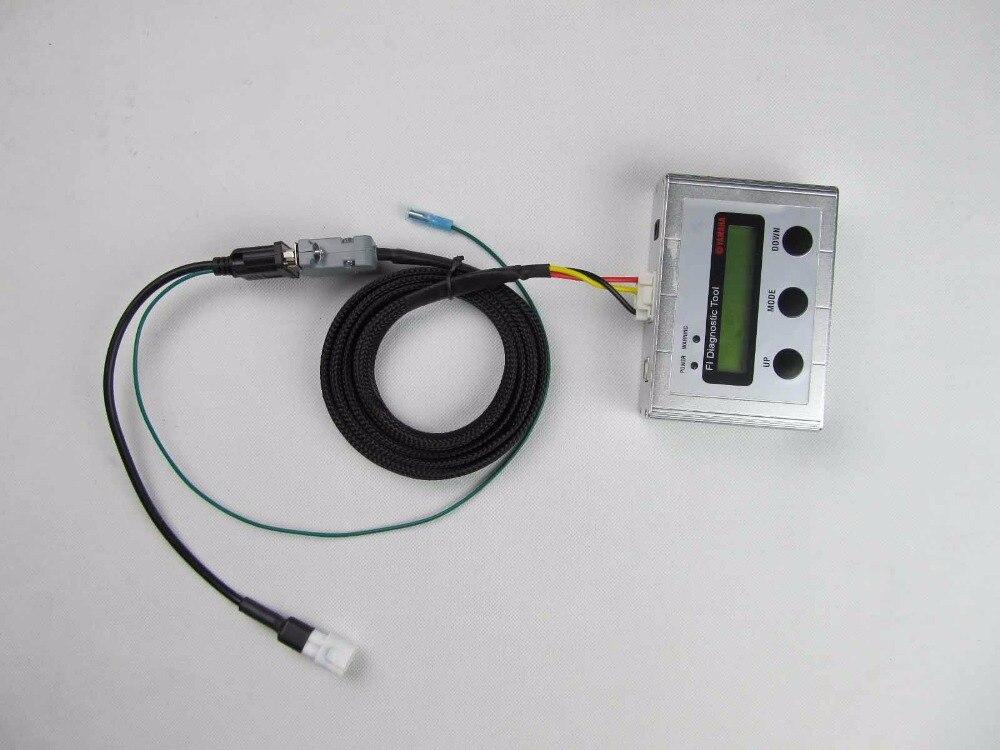 Motorrad reparatur werkzeuge griff für yamaha motorrad scanner 2 jahre garantie beste verkauf