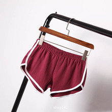 NiceMix Summer Womens New High Street Jogger Sportswear Breathable Shorts Fashion Brand Casual Beach Solid Color