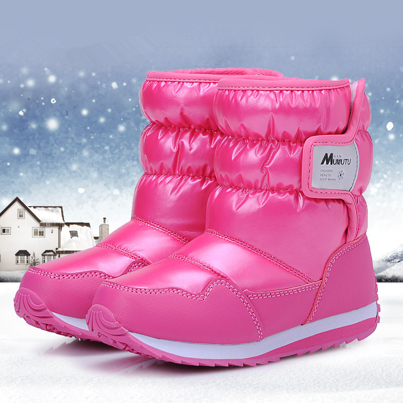 Best Snow Boots For Girls - Yu Boots