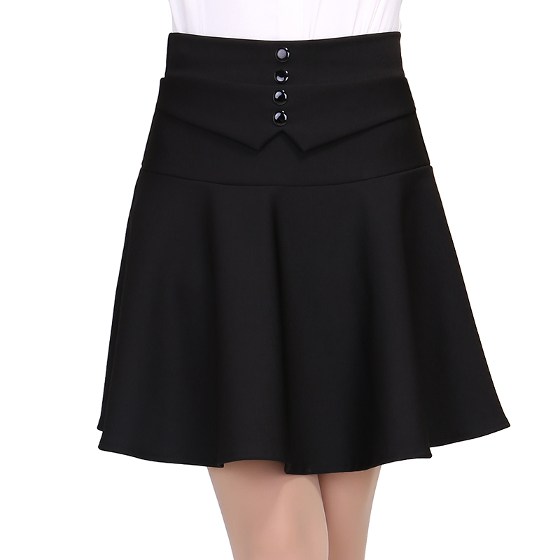 2016 Sexy Women Skirt Fashion Fall Winter Skirts Plus Size ...