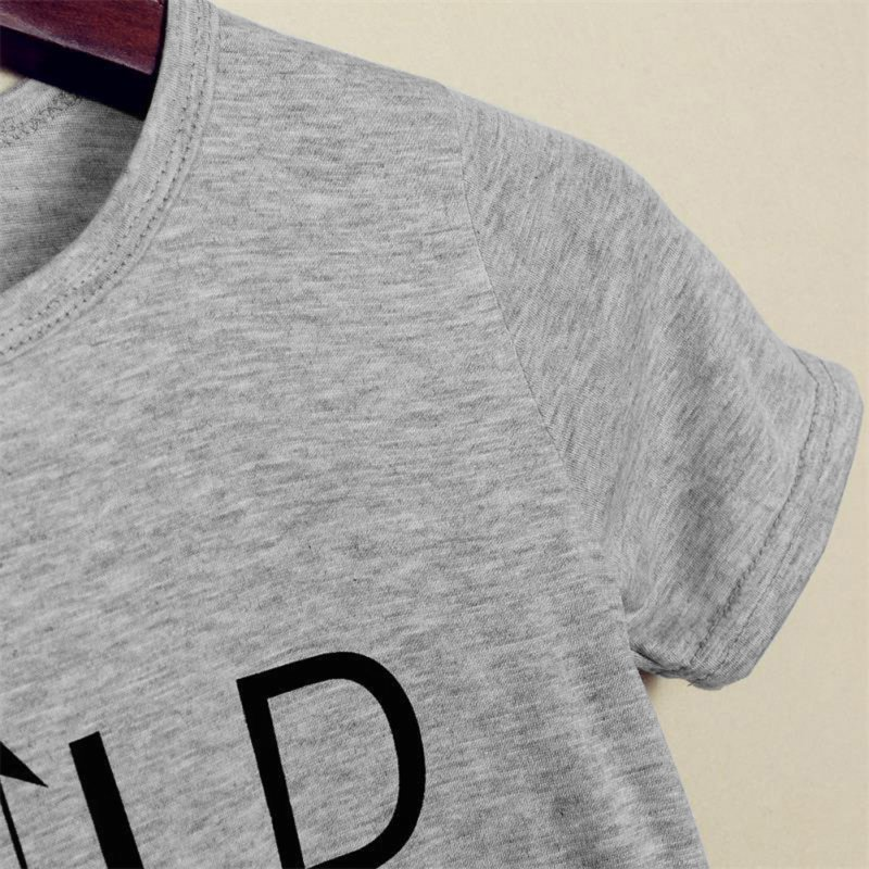 Low-Price-Cute-WILD-CHILD-Letter-Kid-Boy-Girl-Short-Sleeves-Tops-T-Shirt-Casual-Summer-Baby-Clothes-5
