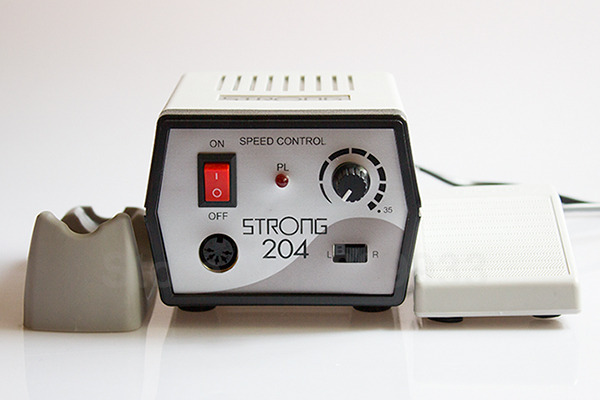 Gratis Verzending 35 K RPM Elektrische Manicure Pedicure Nagelvijl - Nagel kunst - Foto 2