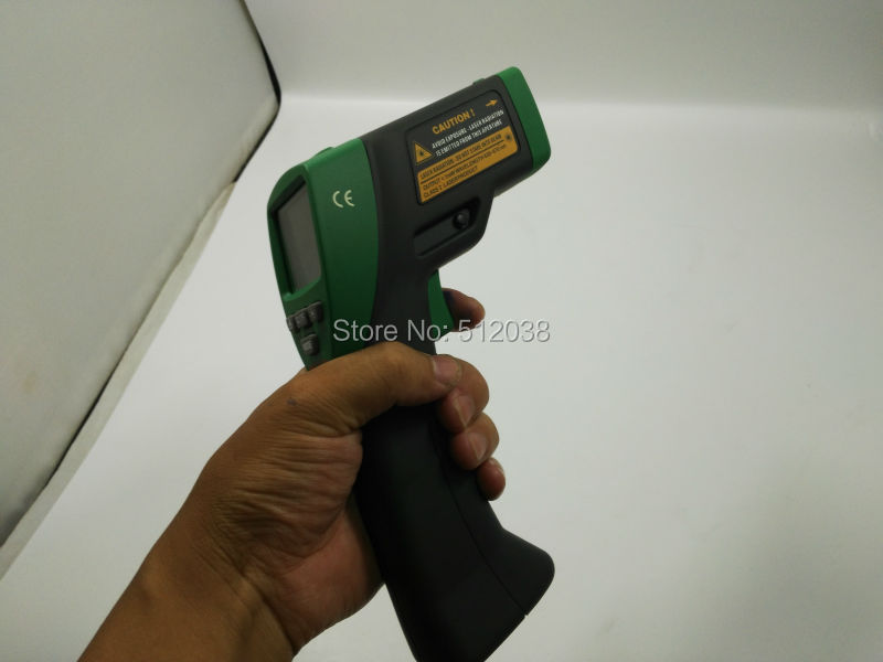 MASTECH MS6530B Infrared Thermometer Non Contact IR  -20C to 350C  цены