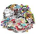 200 unids Styling Car Stickers decal para Pegatina Redonda Bomba Graffiti Car Covers Skateboard Snowboard Motocicleta de La Bici Del Ordenador Portátil Accesorios