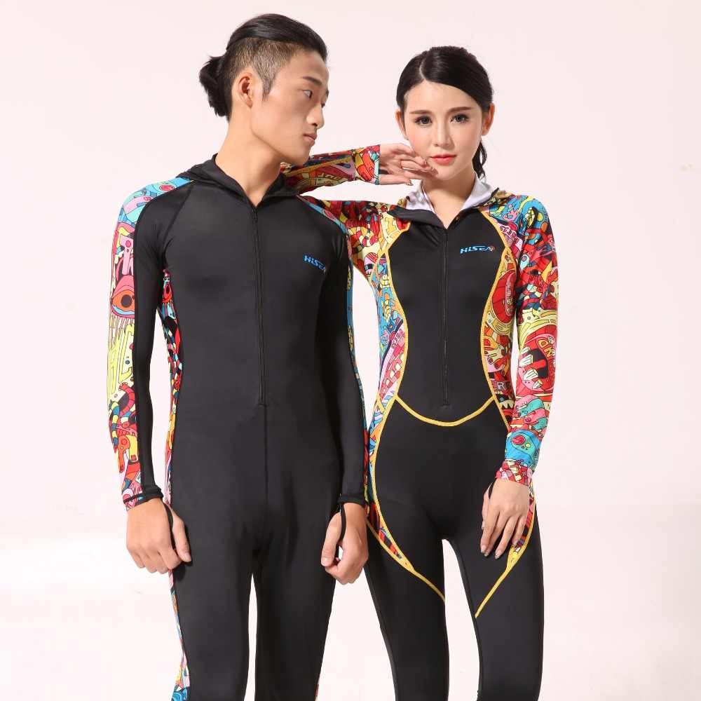 Lycra Scuba Dive Skins voor Mannen of Vrouwen Snorkelen Apparatuur Water Sport Nat Jump Suits Jumpsuit Badmode Wetsuit Rash Guards