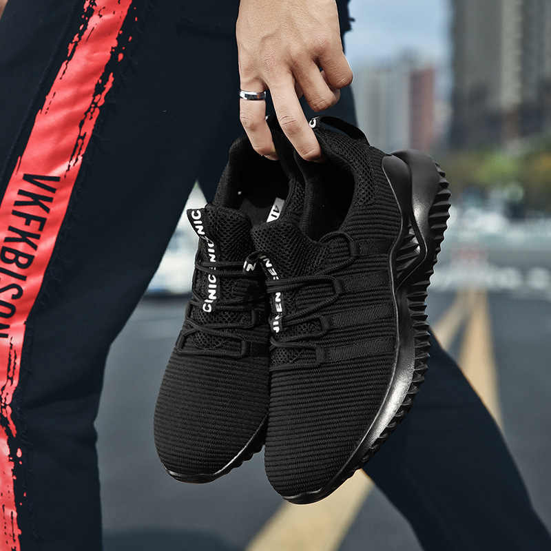2019 new casual shoes large size sports shoes men wish Amazon cross-border  explosion models ebay men's shoes