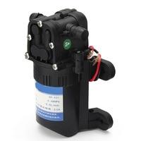 1X DC 12V 3.5L/M High Pressure Micro Diaphragm Self Priming Diaphragm Water Pump For RV caravan Boat Garden
