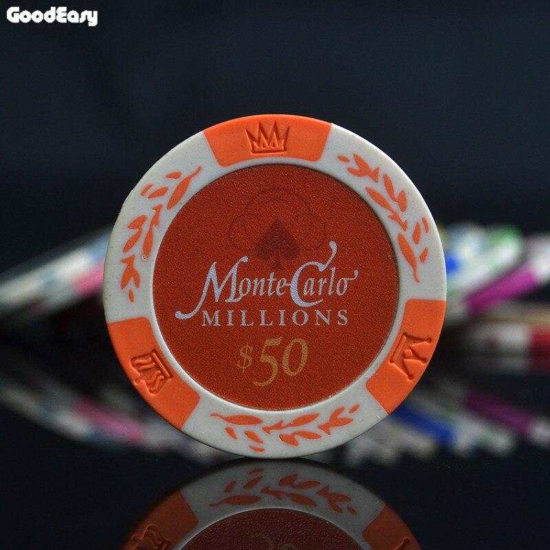 25pcs-lot-dollar-texas-hold'em-clay-font-b-poker-b-font-chips-baccarat-upscale-set-pokerstars14g-color-crown-monte-carlo-chip-set-font-b-poker-b-font-set